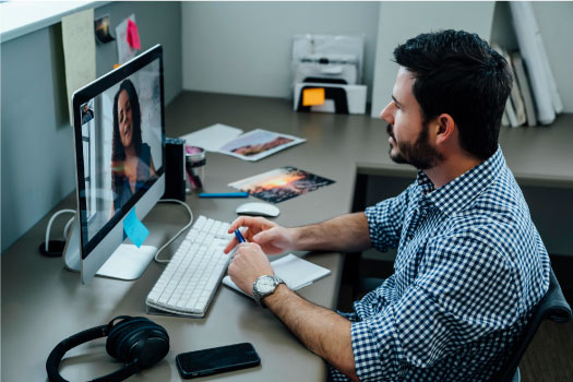 video-based learning, video-based training, video training